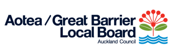 Local board logo